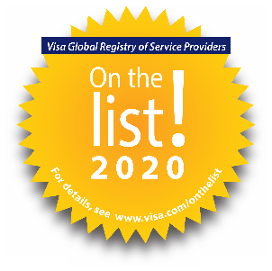PCI Compliant: Visa Global Registry of Service Providers